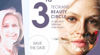 3rd Teoxane Beauty Circle 25. Mai 2019 in München